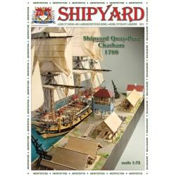 ML:038 Shipyard Quay - Port - Chatham 1780 1:72