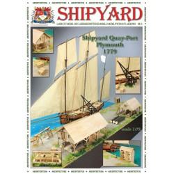 ML:065 Shipyard Quay - Port - Plymouth 1779 1:72