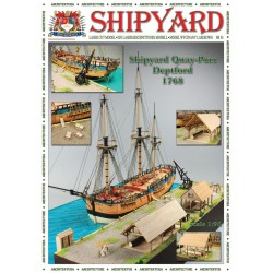 ML:073 Shipyard Quay - Port - Deptford 1768 1:96
