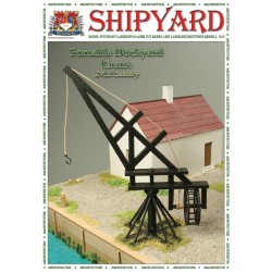 ML:046 Portable Dockyard Crane 1:72