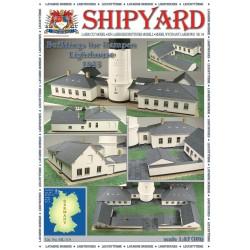 ML:114 Buildings for Kampen Lighthouse 1:87(H0)