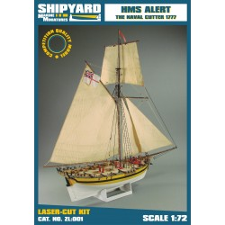 ZL:001 HMS Alert 1777