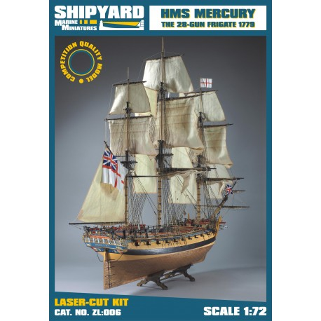 ZL:006 HMS Mercury 1779