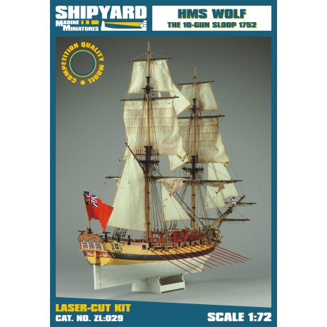 ZL:029 HMS Wolf 1752