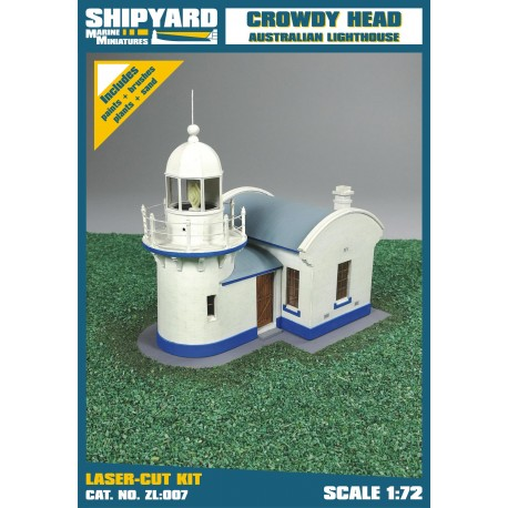 ZL:007 Crowdy Head Lighthouse