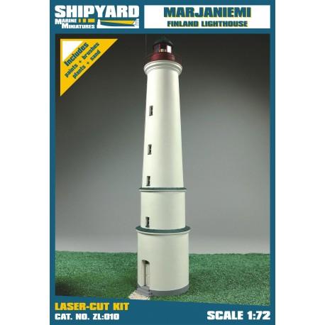 ZL:010 Marjaniemi Lighthouse