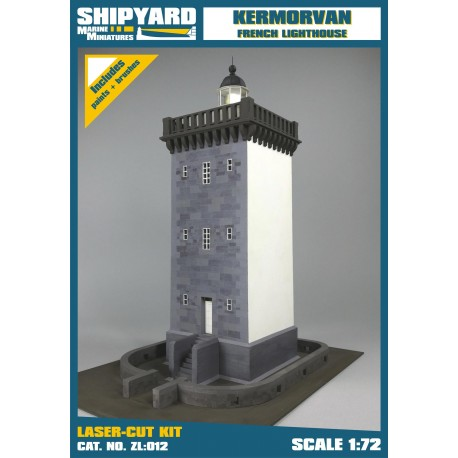 ZL:012 Kermorvan Lighthouse