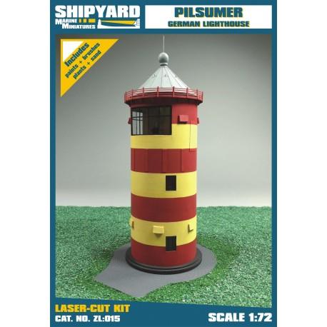 ZL:015 Pilsumer Lighthouse