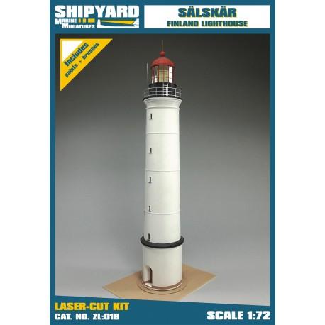 ZL:018 Sälskär Lighthouse