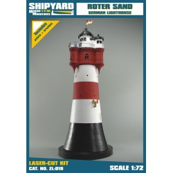 ZL:019 Roter Sand Lighthouse