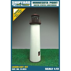 ZL:023 Minnesota Point Lighthouse