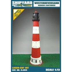 ZL:024 Westerheversand Lighthouse
