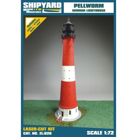 ZL:026 Pellworm Lighthouse
