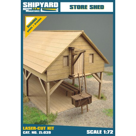 ZL:039 Store Shed