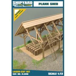 ZL:040 Plank Shed