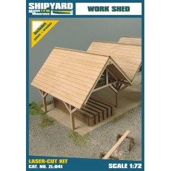 ZL:041 Work Shed