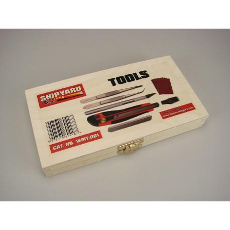 WMT:001 Tools