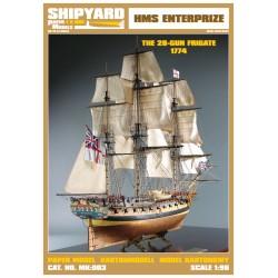 MK:003 HMS Enterprize No. 32