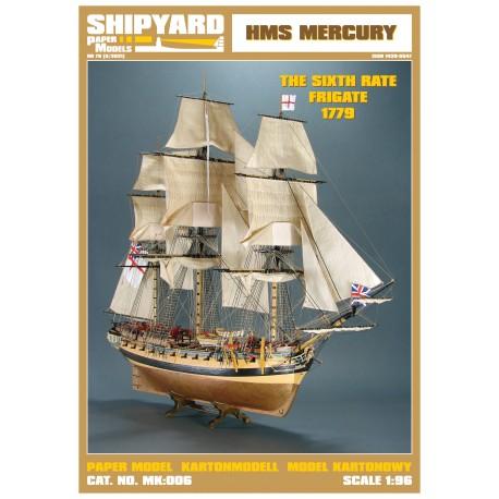 MK:006 HMS Mercury No. 35