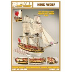 MK:018 HMS Wolf No. 49
