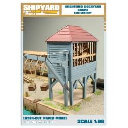 ML:043 Heightened Dockyard Crane 1:96