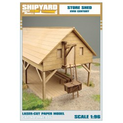 MKL:006 Store Shed