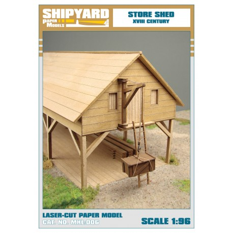ML:053 Store Shed 1:96