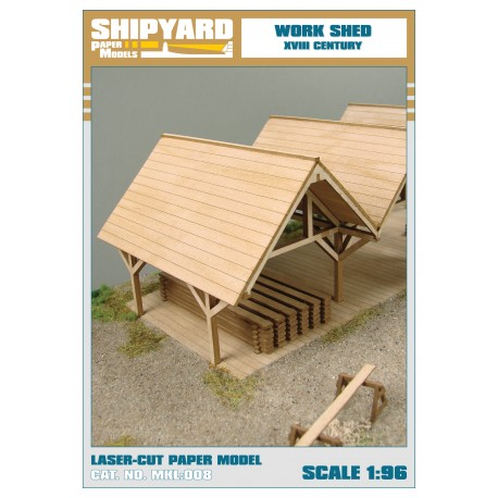 ML:057 Work Shed 1:96
