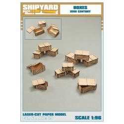 ML:075 Boxes scale 1:96