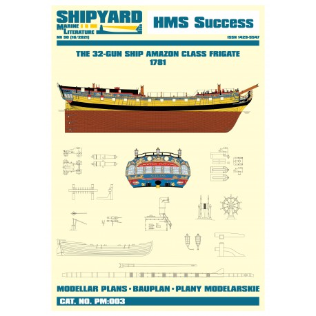 PM:003 HMS Success 1781