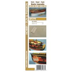 AS:001 Sails Santa Leocadia
