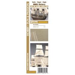 AS:002 Segel für HMS Victory