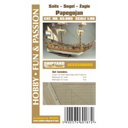AS:005 Sails Papegojan