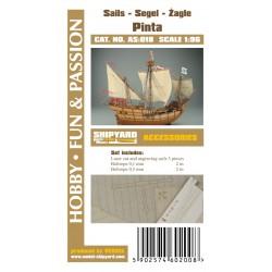 AS:018 Sails Pinta