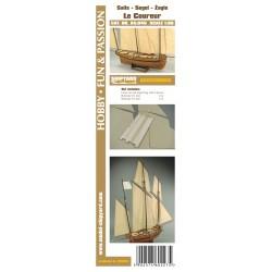AS:045 Sails Le Coureur