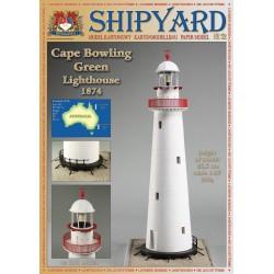 MK:021 Cape Bowling Green Lighthouse Nr 52