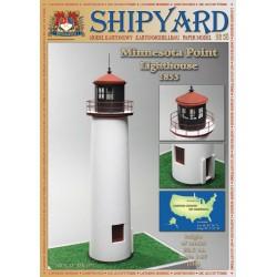 MK:027 Minnesota Point Lighthouse Nr 58