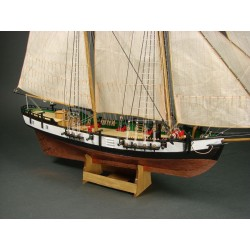 AS:011 Accesories for making Masts and Yards HMS Enterprize
