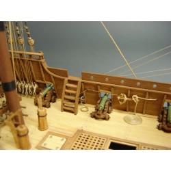 AS:022 Akcesoria do wykonania masztów i rej Berbice