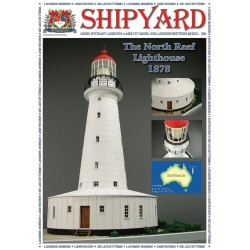ML:007 North Reef Lighthouse 1:87 (H0)