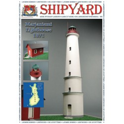 ML:011 Marjaniemi Lighthouse 1:72