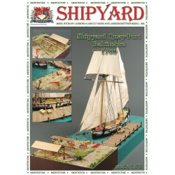 ML:009 Shipyard Quay - Port - Baltimore 1780 1:72